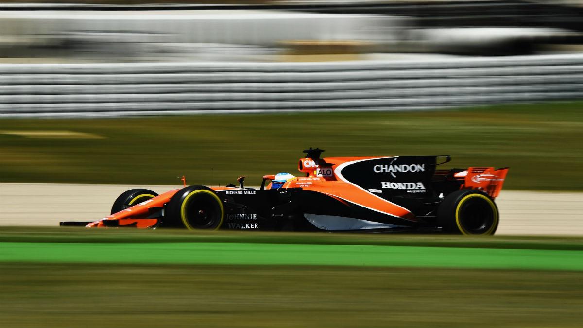 Desde las altas esferas de McLaren no paran de dar pistas sobre su más que probable ruptura con Honda. (Getty)
