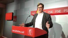 Salvador Illa, secretario de Organización del PSC. | Última hora Cataluña