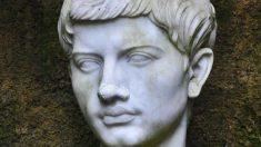 Busto de Virgilio, el gran poeta del Imperio Romano