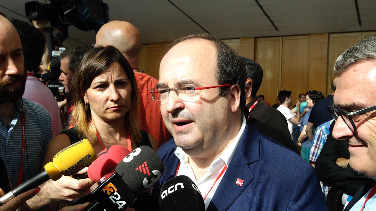 Miquel Iceta (Foto: Francisco Toledo)