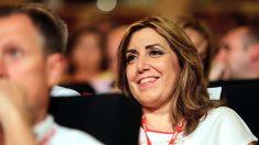 Susana Díaz, en el 39 Congreso del PSOE. (Foto: Francisco Toledo)
