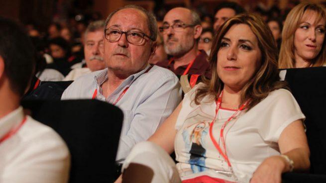 La estrategia de Susana: dejar hacer a Sánchez y que sea él quien acierte o se la pegue