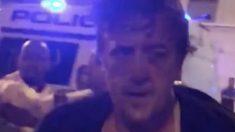 Rostro del autor del atentado en Londres. (Foto: Sky News)