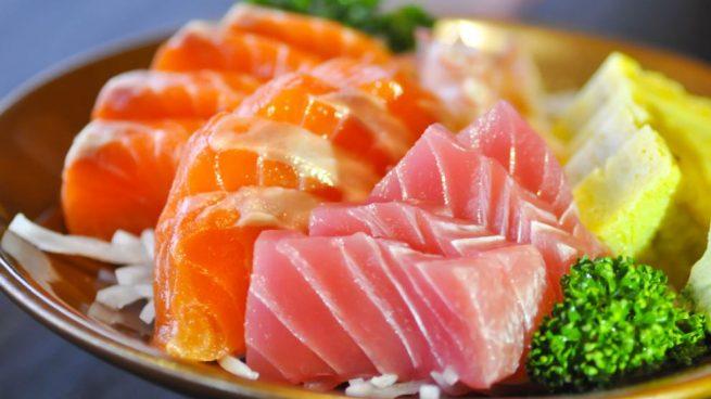 hacer sashimi