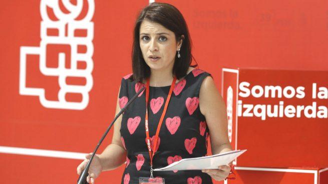 """Lastra acusa a Ciudadanos de permitir que gobierne Rajoy, """"que se rio de toda España en el Congreso"""""""
