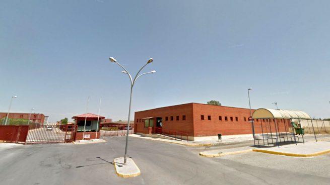 Entrada de la prisión de Sevilla I.