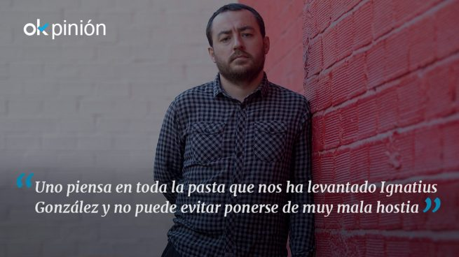 'Ignatius' González: la gaviota está en la ciénaga