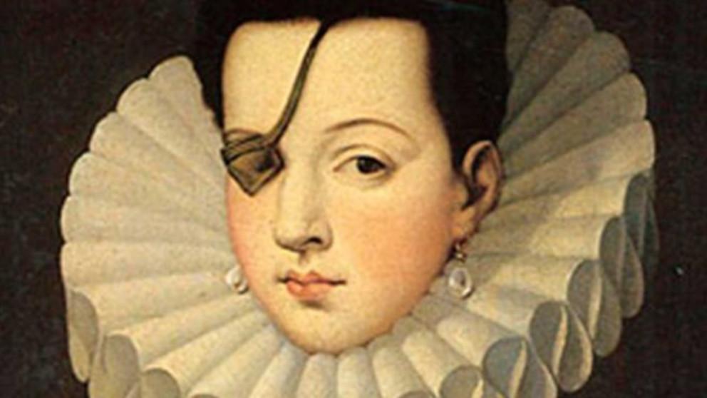 Conoce a la princesa de Éboli, una de las mujeres más poderosas de España