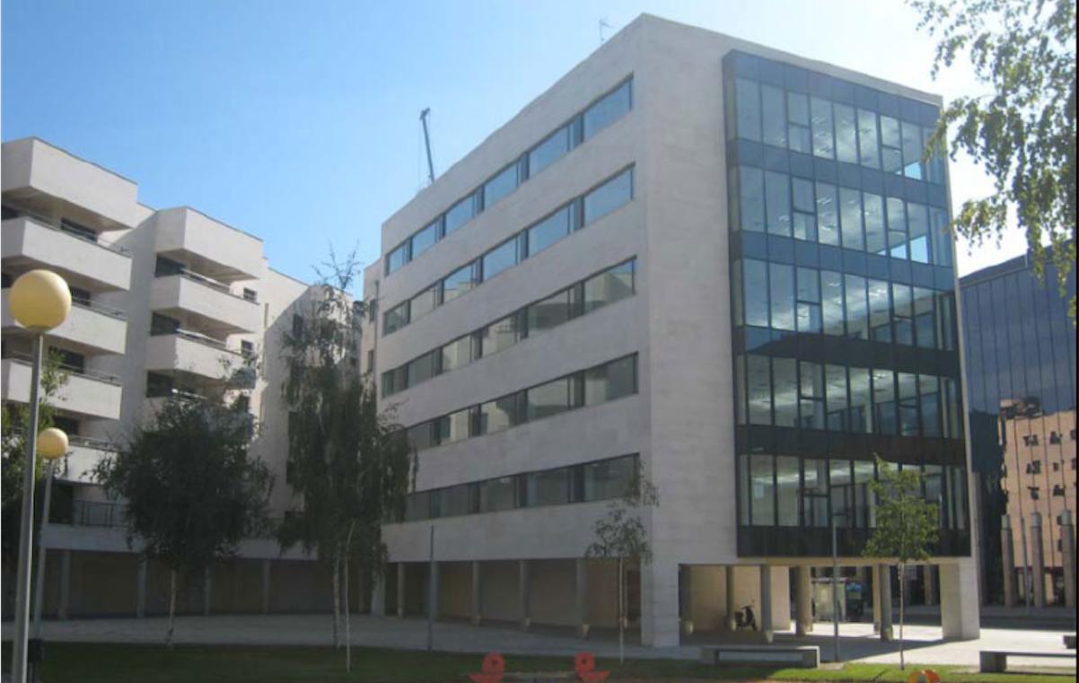 Edificio propiedad de Reyal Urbis (Foto:Reyal Urbis)