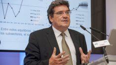Ministro de Seguridad Social, José Luis Escrivá