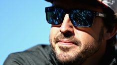 Fernando Alonso se encuentra en tercer lugar en la lista de los pilotos de Fórmula 1 mejor pagados del mundo, por detrás de Hamilton y Vettel. (Getty)