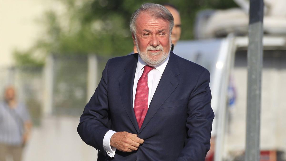 Jaime Mayor Oreja. (Foto: EFE)