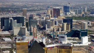 Las Vegas. (Foto: AFP)