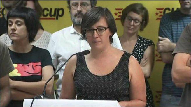 """La CUP advierte a los 'comuns' que decidan si con el referéndum o contra él: """"Se acabó la ambigüedad"""""""