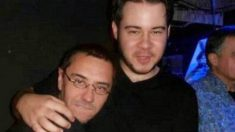 Juan Carlos Monedero y el rapero Pablo Hasel.