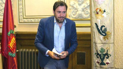 El portavoz de la Ejecutiva del PSOE y alcalde de Valladolid, Óscar Puente (Foto: Efe)