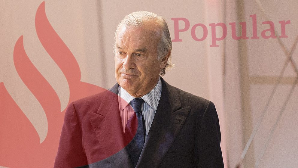El ex presidente de Santander España, Rodrigo Echenique.