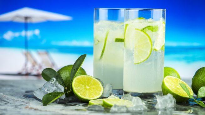 enfriar bebida