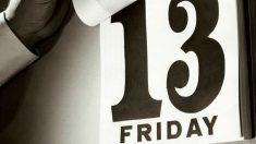 Todos los años hay un mes como mínimo que tiene un viernes 13