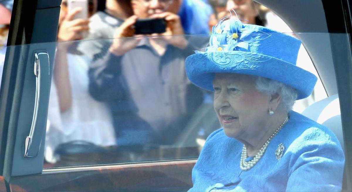 La Reina Isabel II de Inglaterra (Foto: Getty)
