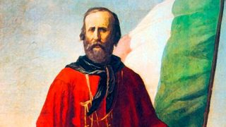 ¿Sabes quién fue Giuseppe Garibaldi?