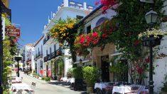 Una de las calles de Marbella (Foto: Ayuntamiento de Marbella)