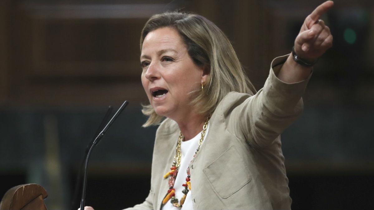 La diputada de Coalición Canaria (CC), Ana Oramas (Foto: Efe)