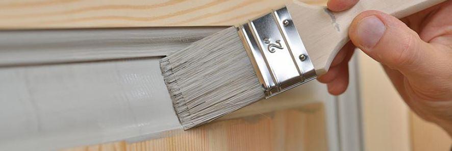 C mo pintar con pintura acr lica cualquier superficie - Pintura acrilica pared ...