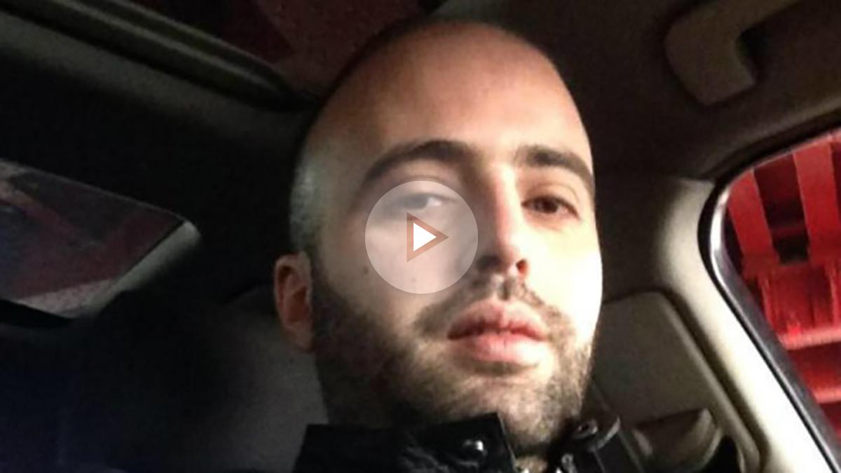Oussama Zariouh, el terrorista que explosionó su maleta en la Estación Central de Bruselas. (FB)