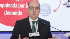 José María Roldán, presidente de la Asociación Española de Banca (AEB)