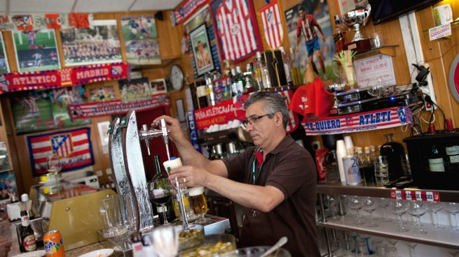 Una cerveza en Madrid cuesta el doble que en Cádiz