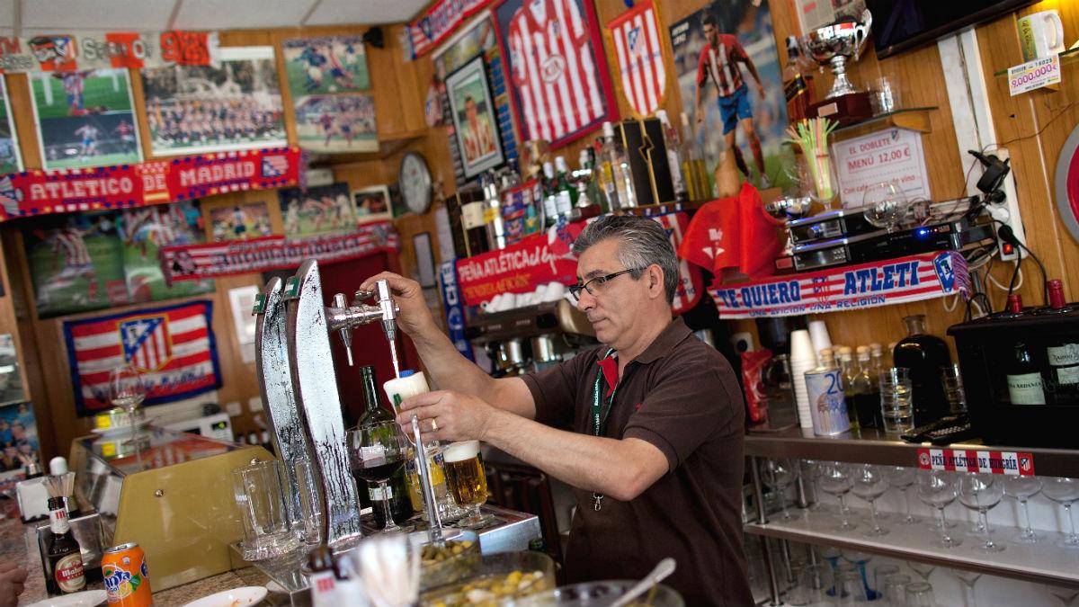 Conocido bar madrileño (Foto: GETTY).