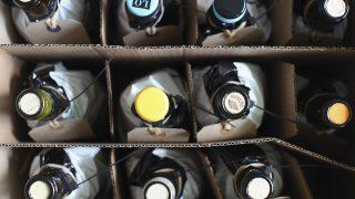 Botellas de vino (Foto: Getty)
