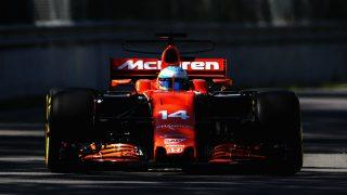 Mercedes ha dejado caer que espera una ruptura entre Honda y McLaren antes de negociar con los de Woking un contrato de suministro de motores. (Getty)