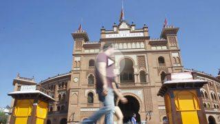 Plaza de toros de Las Ventas. (Foto: AFP)