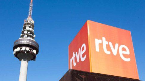Sede de RTVE en Madrid.