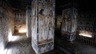 ¿Dónde se encuentra la tumba de Cleopatra?