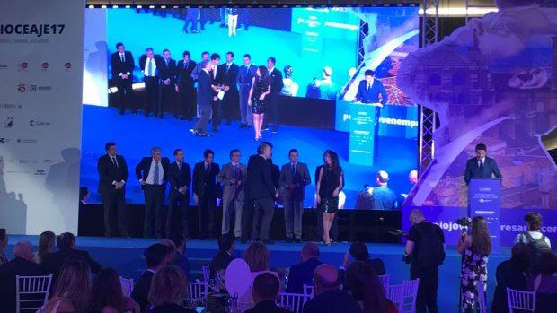 CEAJE entrega el Premio Nacional al consejero delegado del Grupo Secuoya