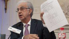 El subgobernador del Banco de España, Javier Alonso. (Foto: APIE)