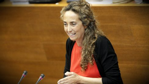 Carolina Punset, eurodiputada de Ciudadanos, crítica con la dirección del partido.