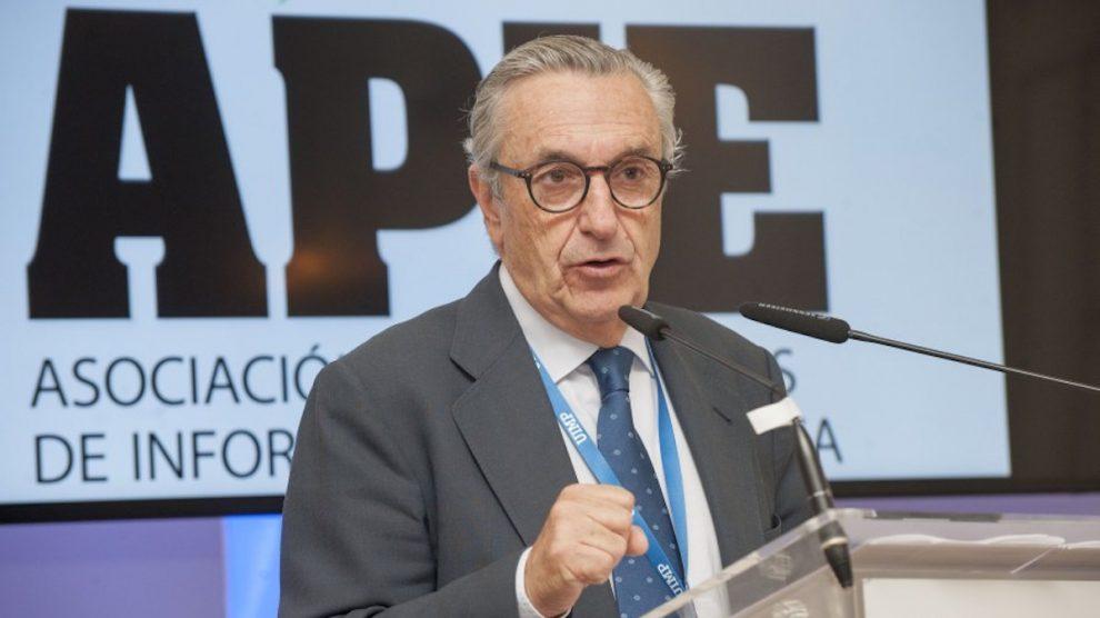 El presidente de la CNMC, José María Marín Quemada. (Foto: APIE)