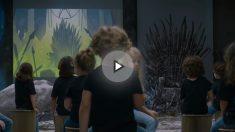 Movistar+ adapta la historia de Juego de Tronos a niños de 6 años que nacieron a la par que la primera temporada de la épica serie.
