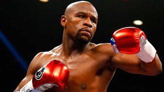 El boxeador Mayweather es uno de los más ricos del mundo