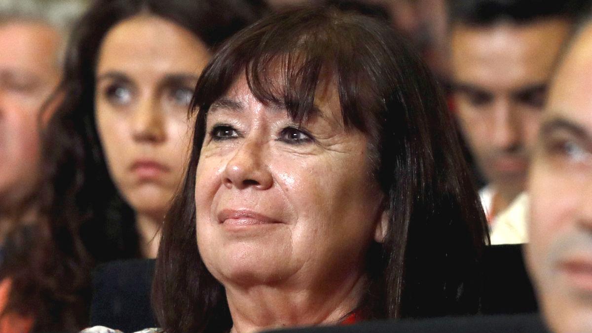 La presidenta del PSOE, Cristina Narbona (Foto: Efe)