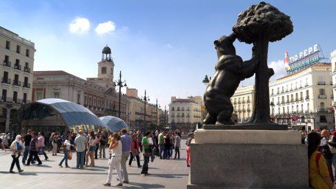 Puerta del Sol de Madrid (Foto: Youtube)