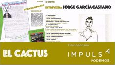 Fragmentos de la revista 'El Captus' financiada por Podemos.