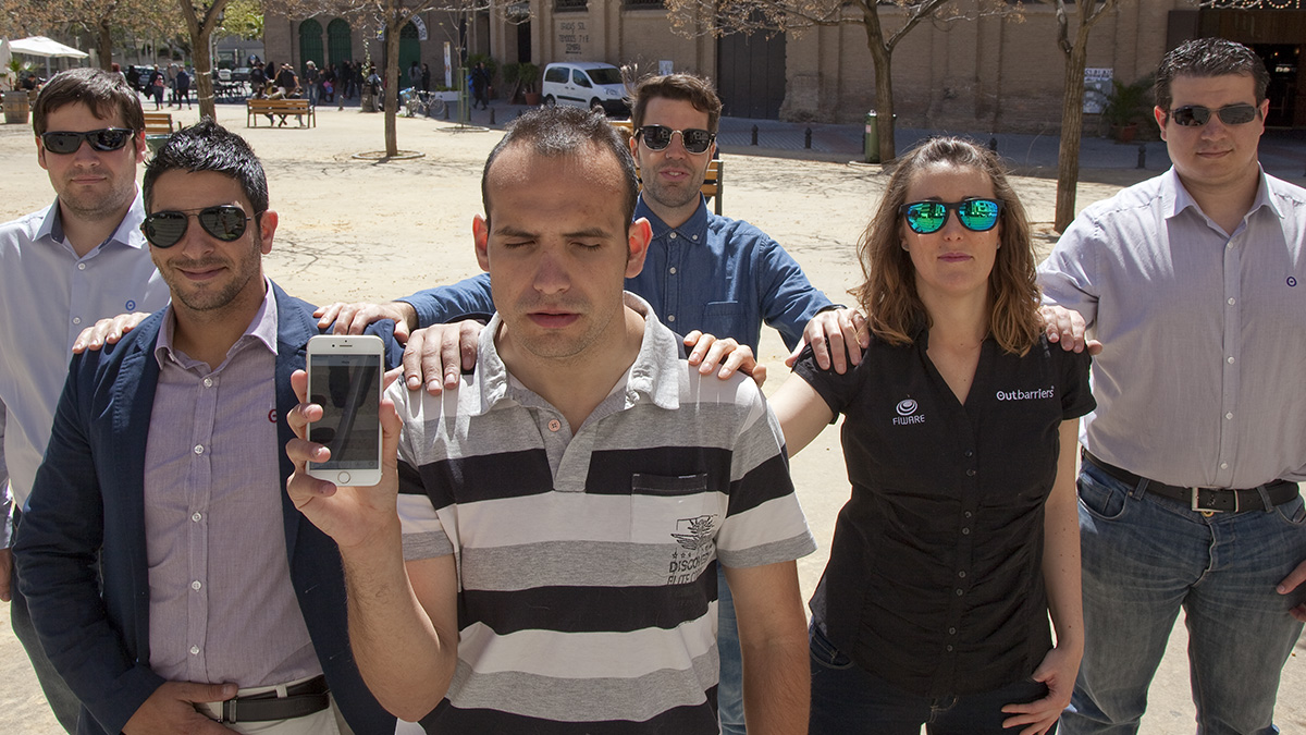El equipo de Outbarriers (Foto:Outbarriers)