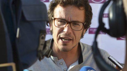 José María González, alias 'Kichi'. (Foto: Por Cádiz Sí Se Puede)
