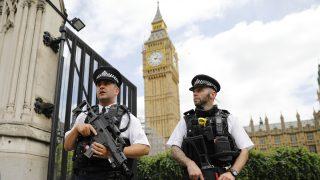 Parlamento británico. (Foto: AFP)