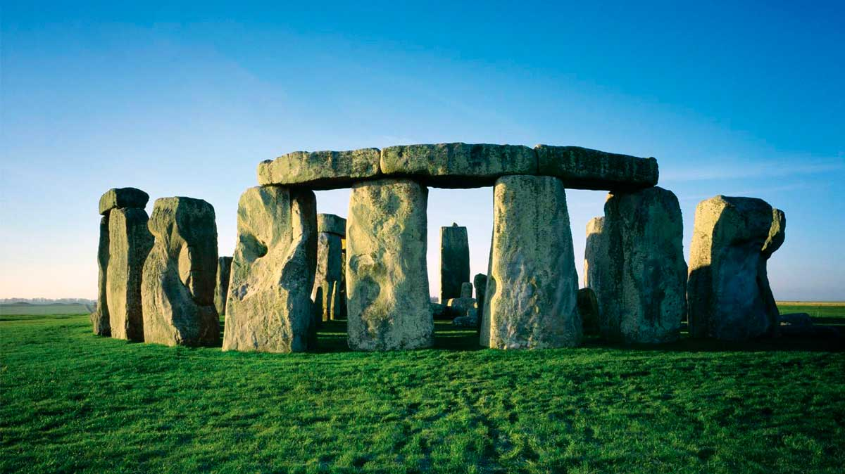 La forma del Stonehene es un misterio